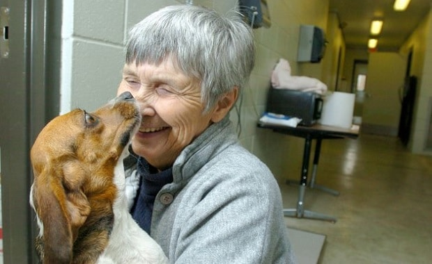 Animal Activist Remembers Cats and Dogs in Her Will