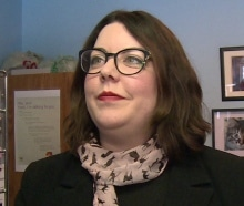 Jennifer Harkness, the P.E.I. Humane Society's development co-ordinator, says the cats in the program aren't feral. (CBC)