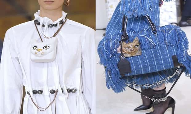 Fashion's Obsession With Cats Continues, Check Out Some Pre-Fall and Fall 2016 Collections! (12 Photos)