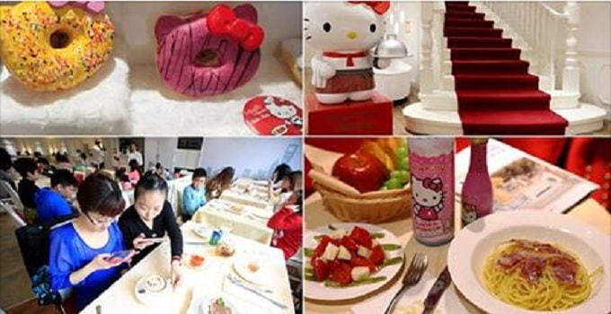 China Now Has It's First Hello Kitty-themed Restaurant …