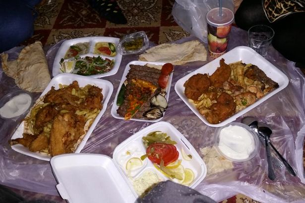 Takeaway tweeted by 15-year-old Amira Abase who fled to Syria from London
