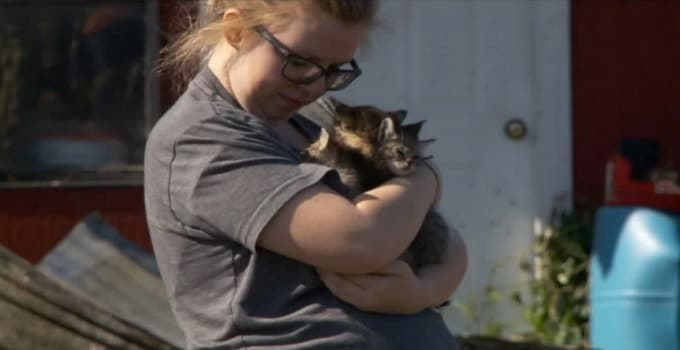 Kittens Rescued Before 3-alarm Fire Claims Shed in Utah!
