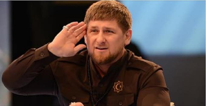 Chechen Leader, Ramzan Kadyrov, Makes Public Appeal to Find His Missing Cat!