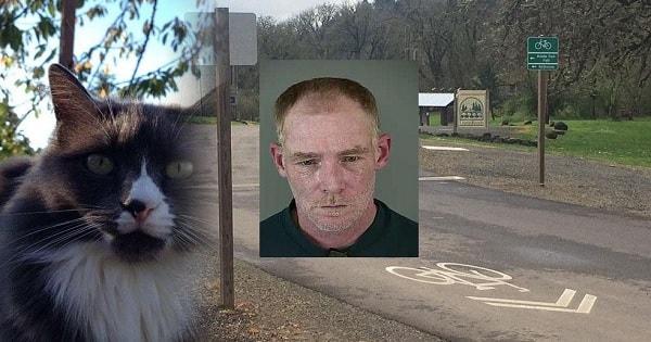 Convicted Cat Killer Arrested Again for Probation Violation!