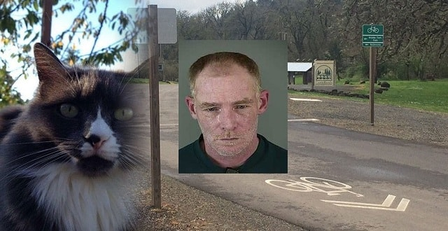 UPDATE – Springfield Cat Killer to be Sentenced to 3 years and 9 months in Prison!