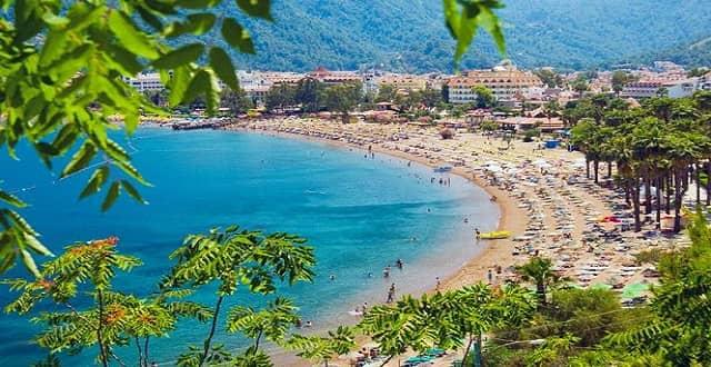 Marmaris is a popular resort in Turkey