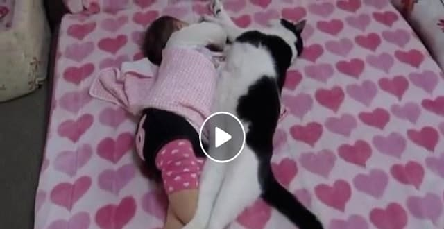 She Went To Check On Her Baby - What She Found Will Melt Your Heart! - VIDEO!
