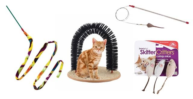 These Are the 7 Best-selling Cat Toys on Amazon