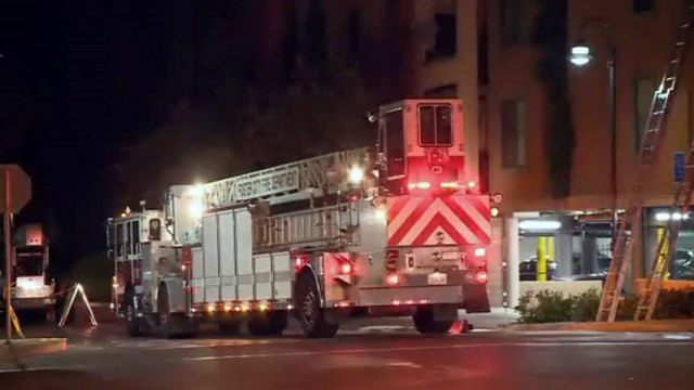 Pet Saves 2 People In 2-Alarm Fire in California!