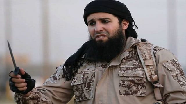 Rachid Kassim, a member of the Islamic State group. (Photo: AFP/File)