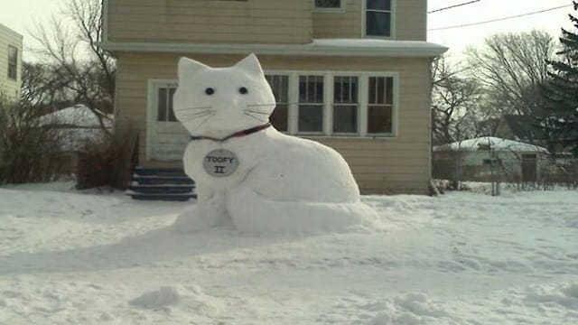 GALLERY: Snowman Inspired 'Snowcats'!