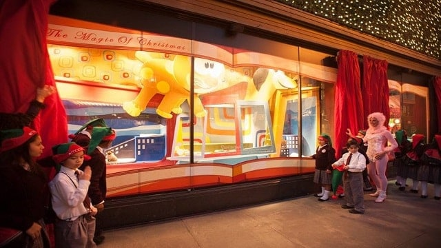 Puppies and Kittens Are Coming to Macy's Windows Next Week!