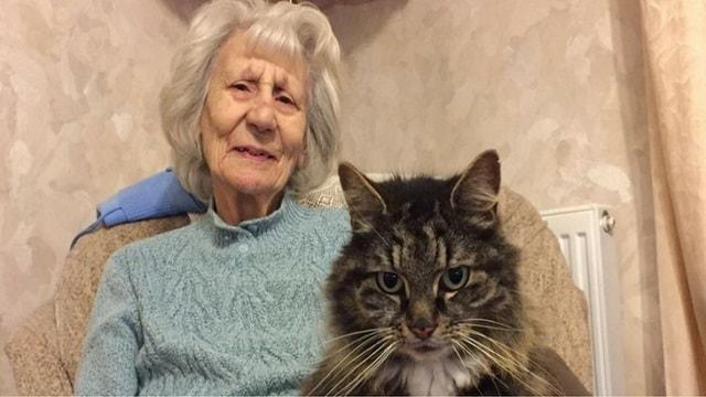 How a 90-Year-Old Widow Named 'Grandma Stella' Found Love Again!