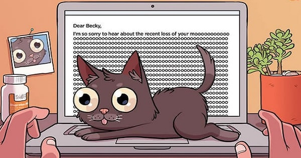 8 Ways Getting A Cat Ruins Your Life, Illustrations By Adam Ellis!
