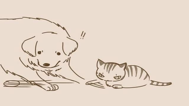 Cat Comic Has Adorable But Very Unexpected Ending!