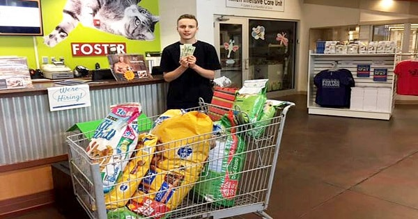 16-Year-Old Who Is Autistic Donates His Birthday Money To …