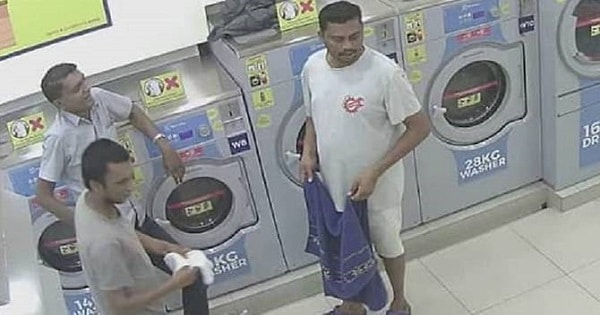 "Malaysian Police Arrests 2 Men Who ""Roasted"" a Pregnant Cat in a Laundromat Dryer!"