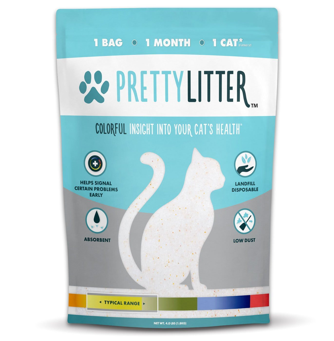 This PrettyLitter Knew My Cat Was Sick Before My Veterinarian Did 2