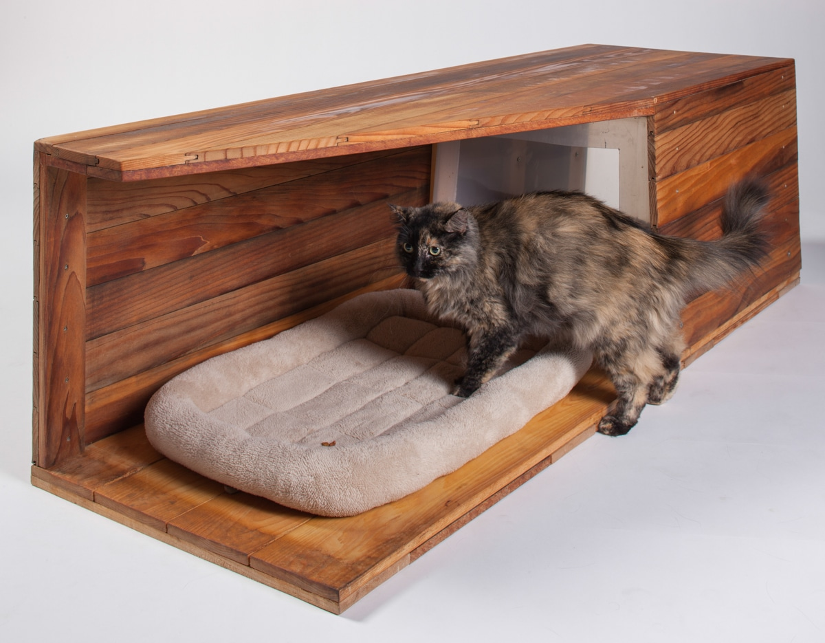 Outdoor Cat Shelters 1