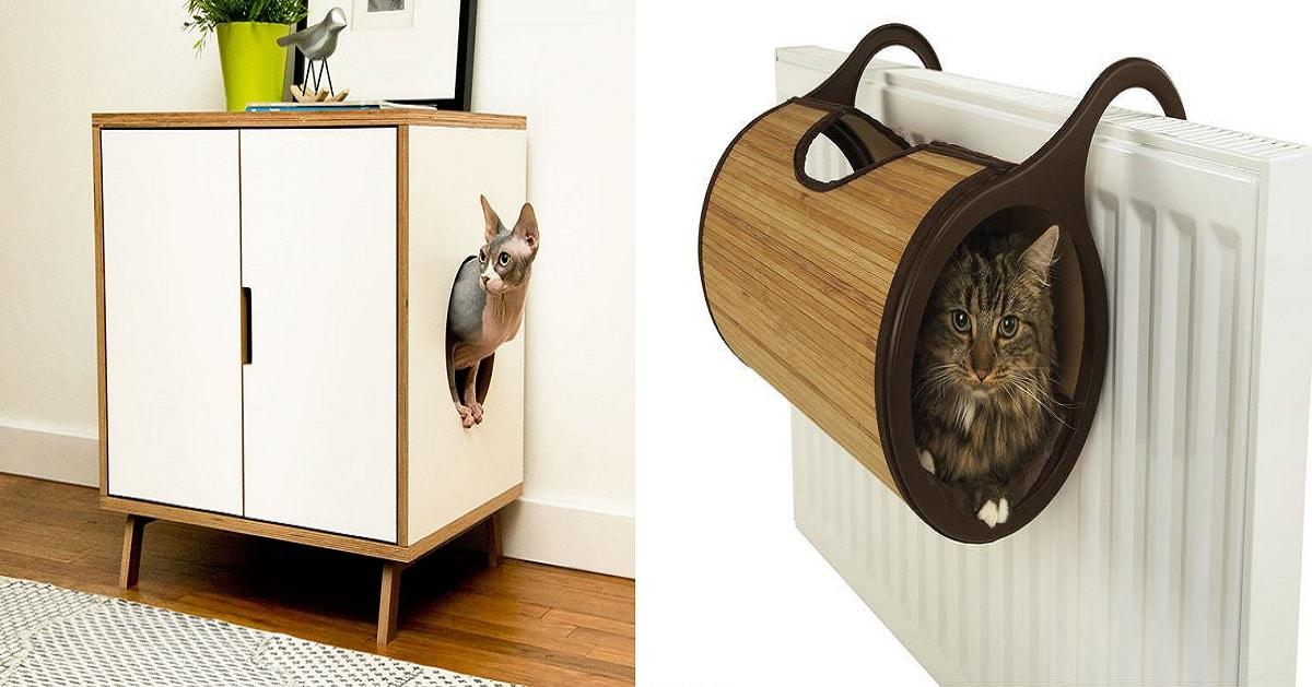Modern Cat Furniture Feline Lovers Must Have