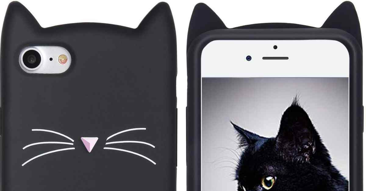 Top 5 Cats Illustrated Cases You Can Get Online For Your iPhone